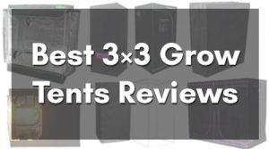 Best 3x3 Grow Tent