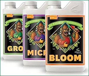 advanced hydroponics nutrients