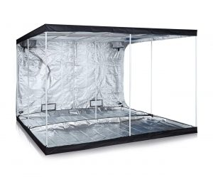 Anjeet 120x120x80 Grow Tent Mylar Hydroponic Grow Tent for Indoor Plant Growing