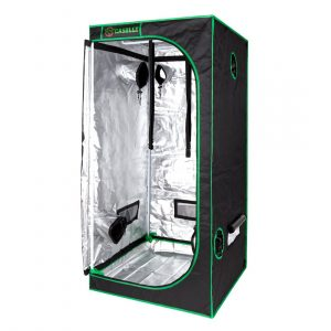 Casolly Hydroponic 24x24x56 High Reflective Mylar Non Toxic Grow Tent
