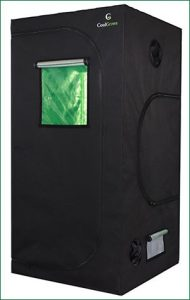 3x3 size hydroponic growing tent