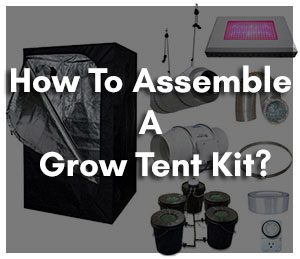 How To Assemble A Grow Tent Kit
