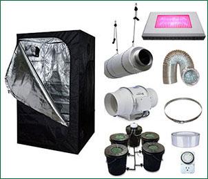 Hydroponic Tent Kit