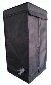 2x2 grow tent