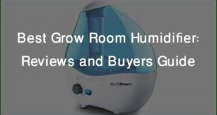 Best grow room humidifier