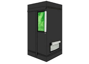 CoolGrows 2x2x4 Feet Small Indoor Grow Tent