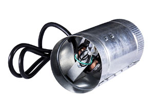 Inline Duct-Booster Fan