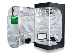 Oppolite 2x2x4 Feet METAL Corners Grow Tent