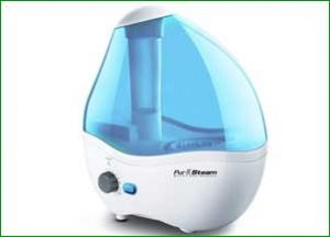 PurSteam Ultrasonic Cool Mist Humidifier - Superior Humidifying Unit with Whisper