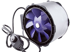 What is Duct Booster Fan?