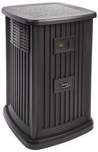 AIRCARE EP9 800 Digital Whole House Pedestal Style Evaporative Humidifier, Espresso