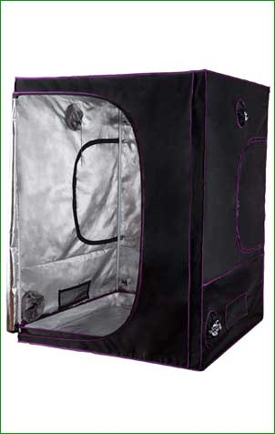 Apollo Mylar Hydroponic Grow Tent
