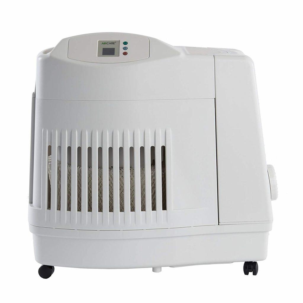 Essick Air AIRCARE MA1201 Whole House Console Style Evaporative Humidifier, White