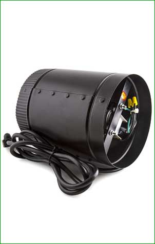 Urban Farmer 6 Inch Inline Duct Booster Fan
