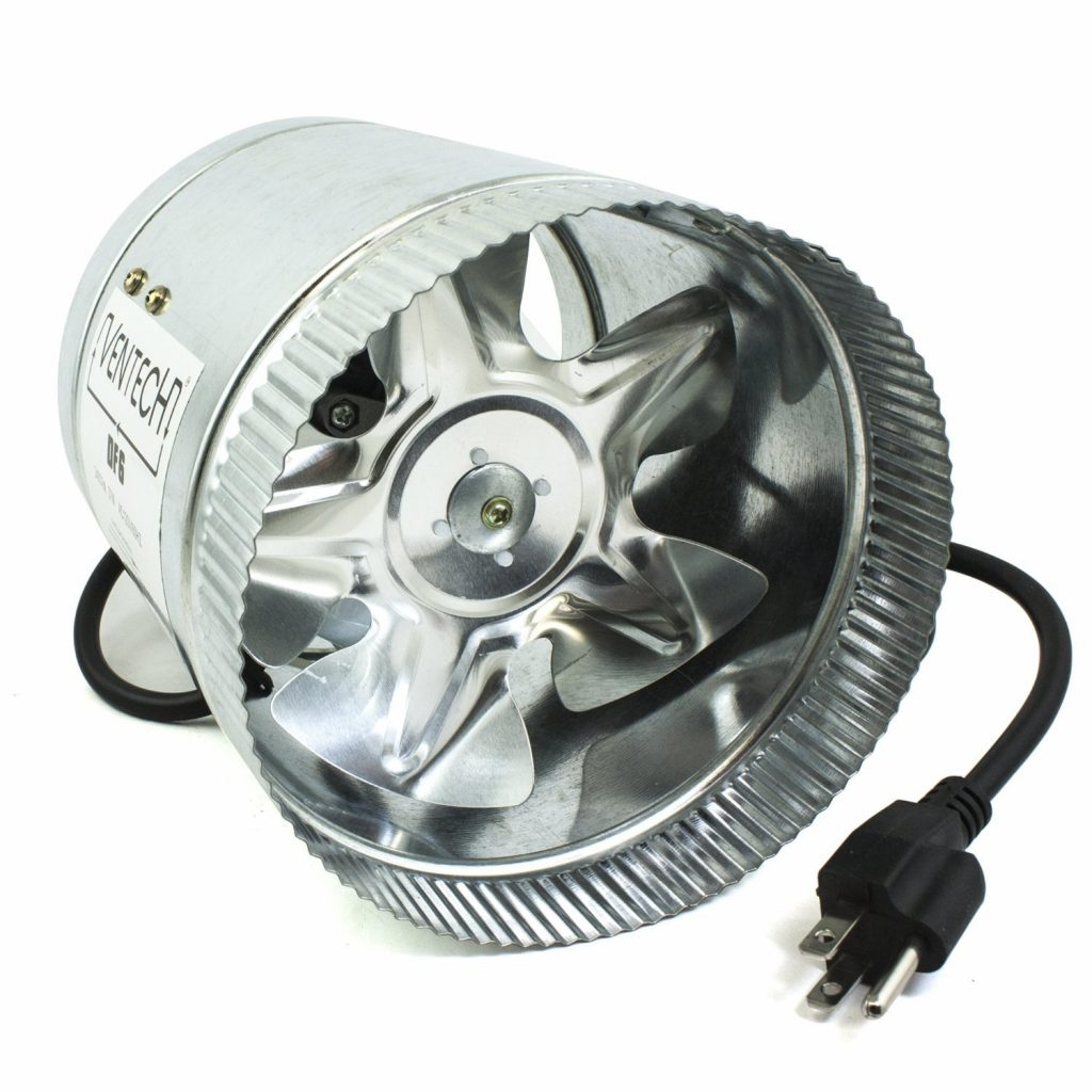 VenTech VT DF 6 DF6 Duct Fan