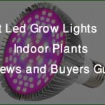 Best 5 LED Grow Lights for Indoor Plants Reviews & Buyers' Guide
