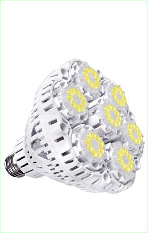 SANSI 40W Daylight LED Plan