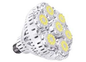 SANSI 40W Daylight LED Plant Light Bulb