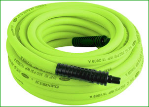 Flexzilla Air Hose, 3 8 in. x 50 ft