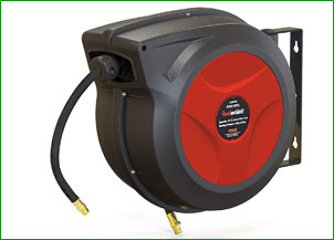 ReelWorks 27807153A Air Compressor Water Hose Reel