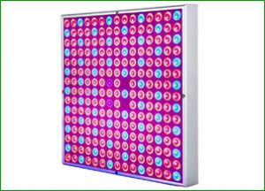 45W LED Grow Light for Indoor Plants Growing LampPanel by Venoya