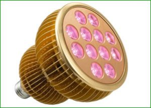 LED Grow Light Bulb, TaoTronics Full Spectrum Grow Lights for Indoor Plants