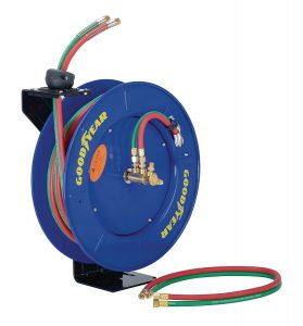GOODYEAR Steel Retractable Hose Reel