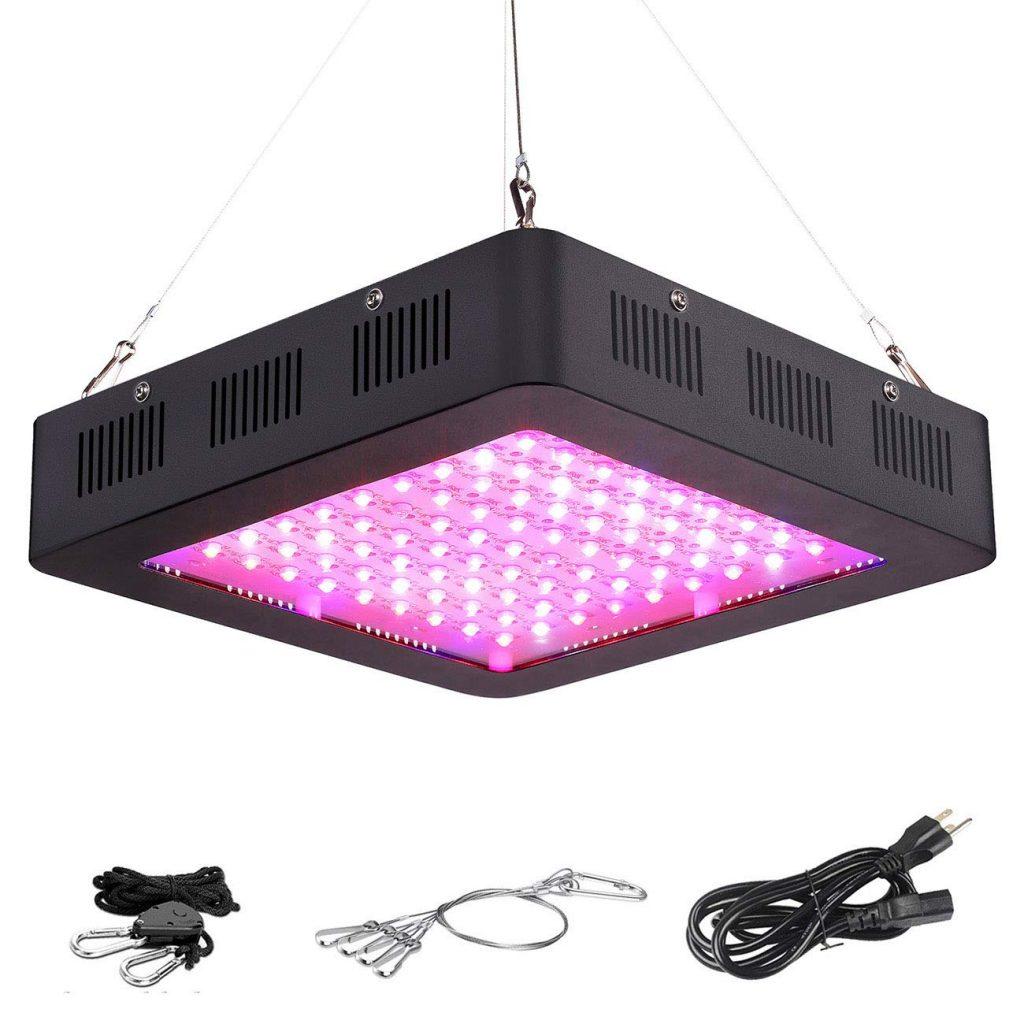 VIHIMAI 1500W LED Grow Light Full Spectrum review