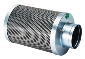 CoolGrows 4 inch Air Carbon Filter, Odor Control reveiwed