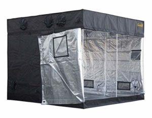 Gorilla Grow Tent GGTLT88 LITE LINE, 8' x 8' (No Extension Kit)