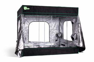 Hydro Crunch D940009000 Hydroponic Grow Tent 96 x 96 x 80 8x8