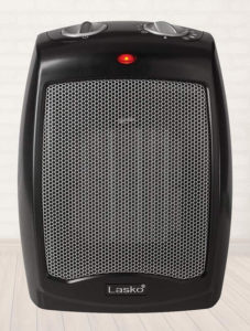 Lasko CD09250 Ceramic Portable Space Heater for a grow room