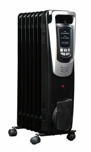 NewAir Electric Oil-Filled Space Heater for a grow room