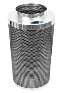 Phresh Filter 8 in x 24 in grow tent carbon filter review