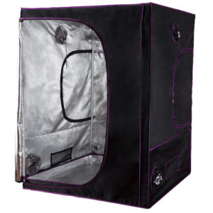 "Apollo Horticulture 60""x60""x80"" Mylar Hydroponic Grow Tent for mushrooms"