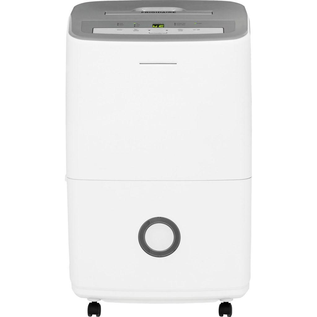 Frigidaire 30-Pint Dehumidifier for grow room
