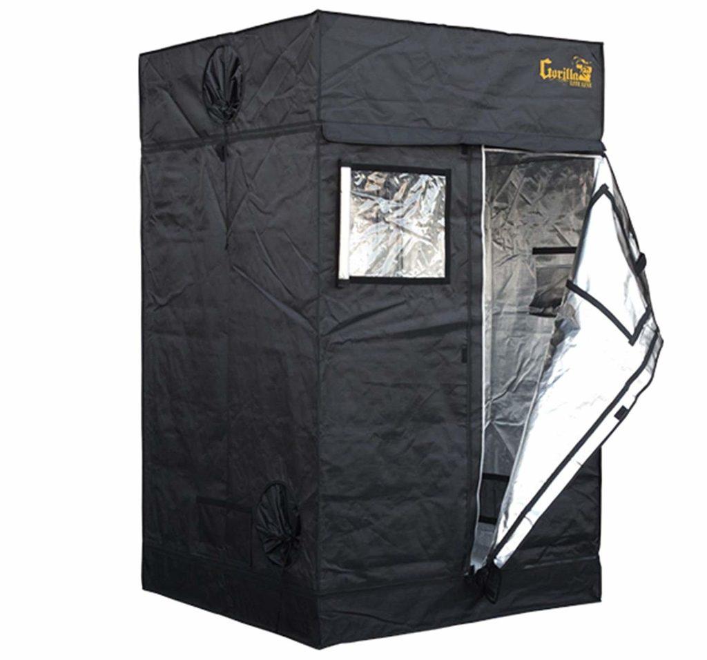 Gorilla Grow Tent, 4 by 4-Feet
