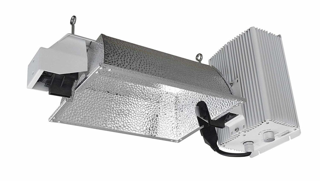 Hydro Crunch DE02-1000-ROPE 1000-Watt Double Ended HPS