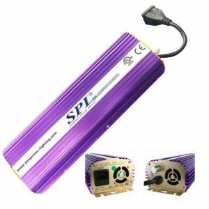 SPL Horticulture STB 1000 Hydroponic 600w Watt HPS Mh Digital Dimmable Electronic Ballast