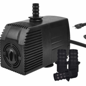 Simple Deluxe 400 GPH UL Listed Submersible Pump