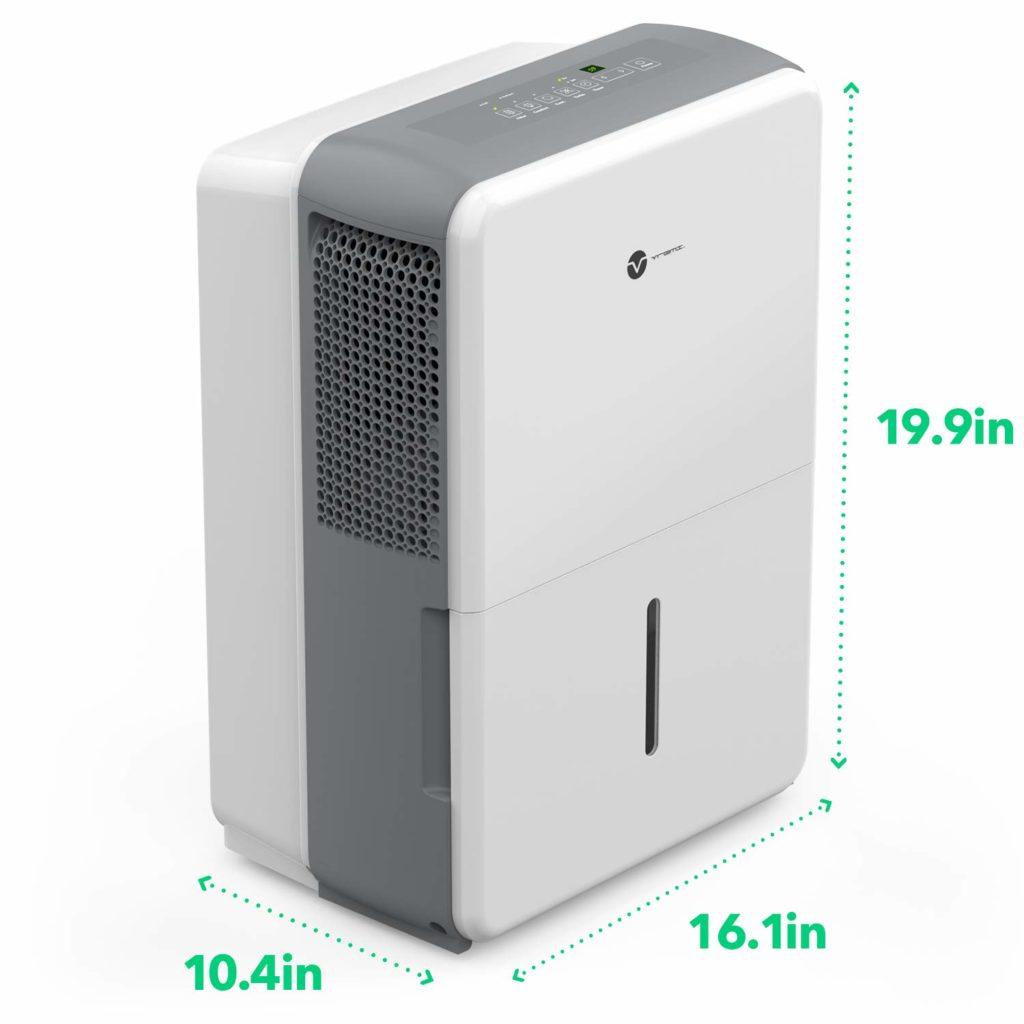 Vremi 30 Pint Energy Star Dehumidifier for grow room