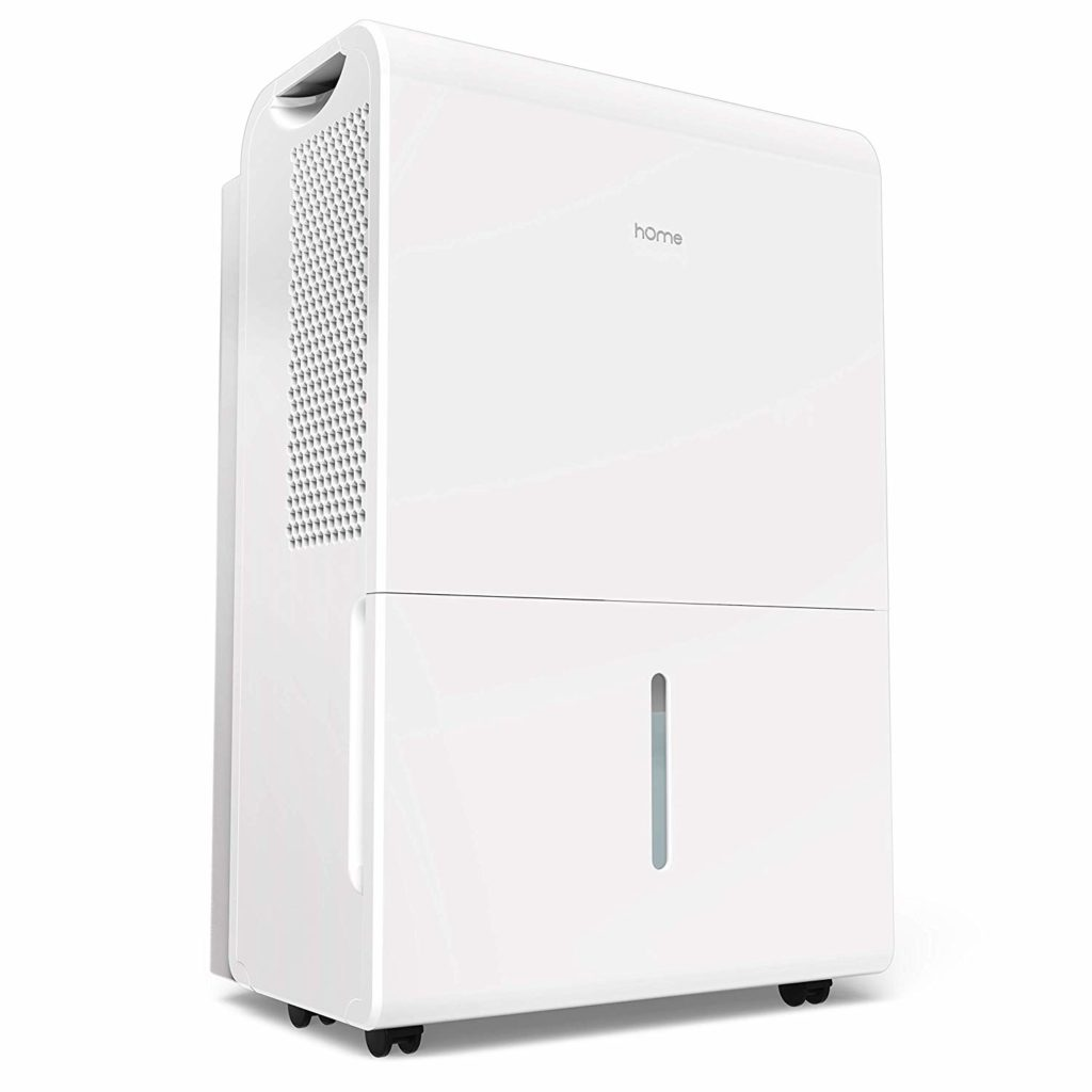 hOmeLabs 30 Pint 1,500 Sq. Ft Energy Star Dehumidifier for Medium to Large grow Rooms