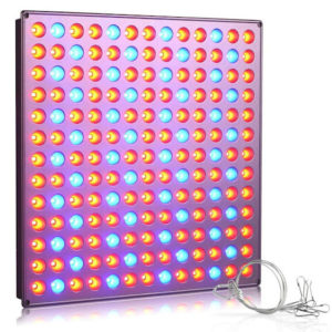 Roleadro LED Grow Light, 75W Grow Light for Indoor Plants Full Spectrum Plant Light for Hydroponic