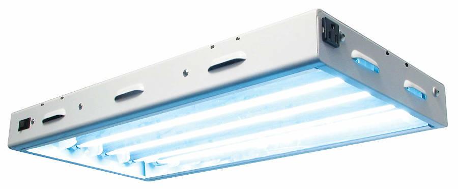 Sun Blaze T5 Fluorescent Indoor Grow Light Fixture