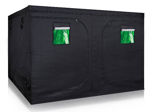 TopoLite 120″x120″x80″ Extra Large Grow Tent