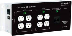 Autopilot Commercial High Power HID, 8 Light Controller White