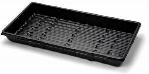 Bootstrap Farmer 1020 Trays - Extra Strength No Holes, 5 Pack, for Propagation