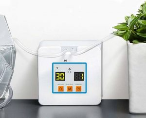 KiKiHome Automatic Watering System, Automatic Drip Irrigation Kit Self Watering System with Timer