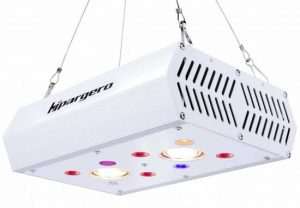 LED Grow Light - 400W COB LED Grow Lights Fixture Full Spectrum 3000K COBs