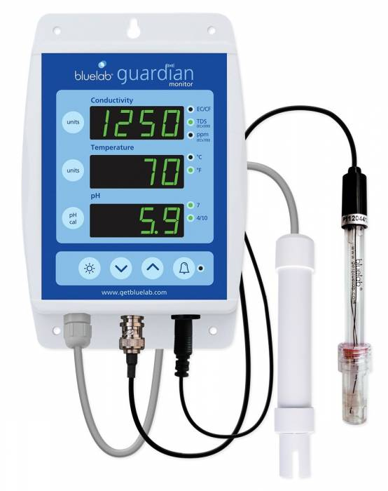 Bluelab BLU27100 Guardian Monitor for Plant Germination ec meter